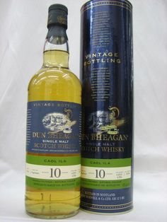 DUN BHEAGAN CAOL ILA 10 YEARS OLD ISLAY SINGLE MALT SCOTCH   VINTAGES 158691 | 700 mL bottle     Price $ 87.95     Made in: Scotland, United Kingdom   By: Ian Macleod And Co. Ltd.     Release Date: N/A     Spirits, Whisky/Whiskey, Single Malt Scotch  43.0% Alcohol/Vol.