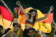 World Cup Predictions: Brazil v Germany  I really hope it's Germany!!! Finger's crossed