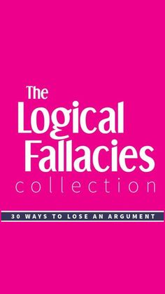 Logical Fallacies, College Ready, Logic Puzzles, Philosophy Quotes, Activists, Sociology, Anthropology, Statistics, Things To Know