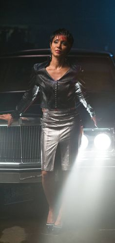 Jada Pinkett Smith Stars As Badass Fish Mooney In Hit Series Gotham - Celebrity Fashion Lifestyles Entertainment Gotham Tv Series, Gotham Cast, Gotham Episodes, Tv Episodes, Batman Comic Books, Superhero Movies, Gotham Season 1, James Gordon, Penguin Gotham