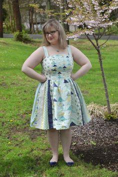 Erika Made It: Quilt Dress