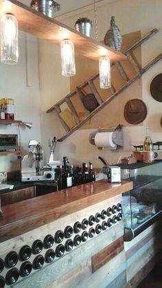 Interior design Wine bar www.tabaccosecco.net