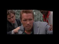 """big compilation of """"I'LL BE BACK' by Arnold... funny!!!"""