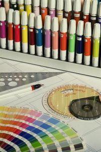 Technique for Blending Prismacolor Markers | eHow.com