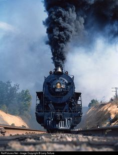 RailPictures.Net Photo: IC 2613 Illinois Central Railroad Steam 4-8-2 at Sandy Cut, Kentucky by Larry Fellure
