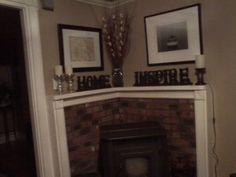Fireplace Designs, Family Fireplace Room, Faux Fireplace, Design Idea