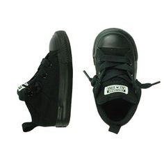 Converse CT Axel Black - mini mioche - organic infant clothing and kids clothes - made in Canada
