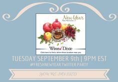 Our #FreshNewYear Twitter Party is tonight - win a magazine, win a gift card - get tips and recipes from the experts - RSVP here