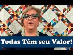 Patchwork Sem Segredos Aula 40: Todas Têm Seu Valor (Ana Cosentino)