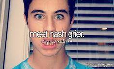 Meet Nash <3 dream would come true