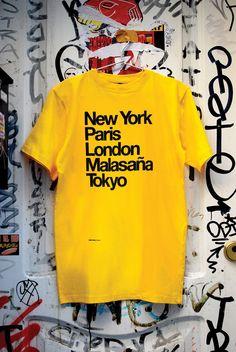 Malasaña T-shirts @jamiearcinas