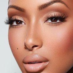 Nude Lips For Dark Skin Women2