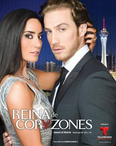 Reina de Corazones (USA 2014) - Paola Núñez & Eugenio Siller