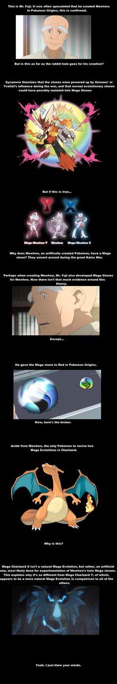 Mega Stones Theory