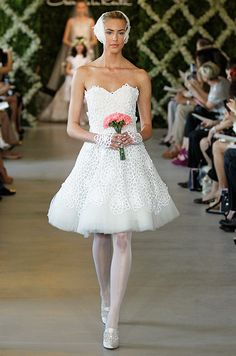 Is it too late to make another suggestion?  Oscar de la Renta, Spring 2013