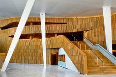 Nationaloper Oslo - Norwegen - Architektur - art-magazin.de