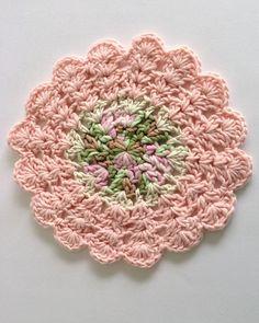 Watch us review this beautiful Dishcloths In The Round Crochet set!  Original Designs by: Carol Ballard, Pamela Cole, Wendi Cusins, Cathy Robbins, Joan Wautlet