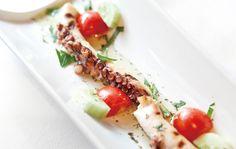 Argo, one of Beijing's only Greek restaurants