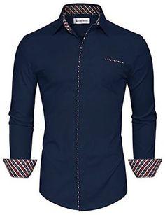 Tom's Ware Mens Fashion Casual Inner Plaid Long Sleeve Bu... https://www.amazon.com/dp/B01A8BTSBM/ref=cm_sw_r_pi_dp_tYBzxbS59VGQR