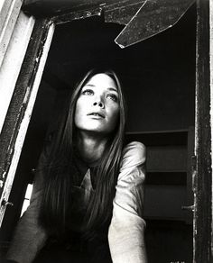 Sissy Spacek. 1970s./••••such a really FINE actress, down to earth, and from Texas./
