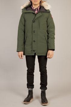 Canada Goose Women's Kensington Parka: Available in our Boston and Cambridge locations!
