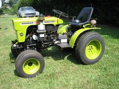Yanmar Tractor Service Repair Manual PDF This Factory Service Repair Manual offers all the service and repair information about Yanmar Tractors. The information on this manual covered everyt Heavy Equipment, Outdoor Power Equipment, Compact Tractors, Small Tractors, Small Garden Tractor, Yanmar Tractor, Tractor Accessories, New Holland Tractor, Riding Mower