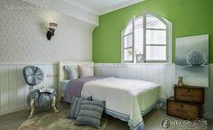 Modern garden design bedroom 2015