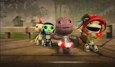 LittleBigPlanet (gra) - screen 46/99, Screeny z gry, zdjęcie z gry w ...