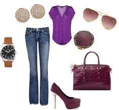 Titi´s style, created by moonlycat on Polyvore