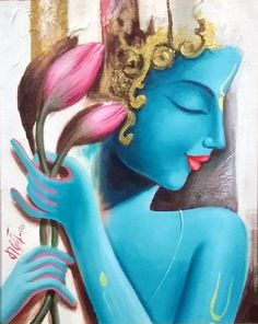 Finding Krishna by Madan Lal