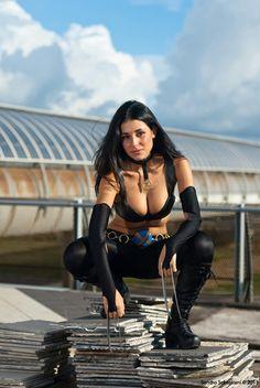 X-23 cosplay