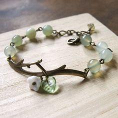 Garden Branch Bracelet by Lillyella