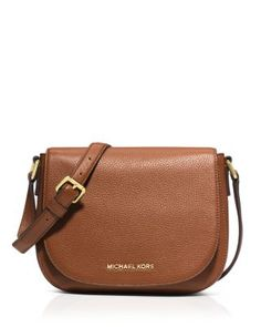 MICHAEL Michael Kors Crossbody - Bedford Medium Flap Messenger | Bloomingdale's