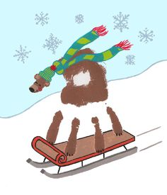sledding funnnnnnn........... - Re-pinned by @PediaStaff – Please Visit http://ht.ly/63sNt for all our pediatric therapy pins