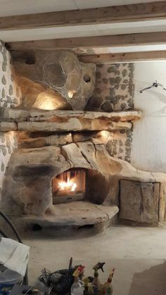 40 wunderbare DIY Kamin Designs Source by The post 40 wunderbare DIY Kamin Designs appeared first on My Art My Home. Rock Fireplaces, Rustic Fireplaces, Home Fireplace, Fireplace Design, Concrete Fireplace, Natural Building, Earthship, Log Homes, House Design