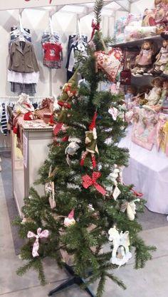 Our romantic Christmas tree