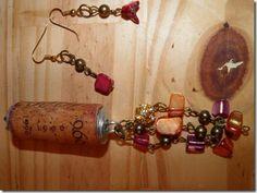 wine cork necklaces   shop online at:   simplysouled.com