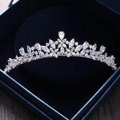 Wedding Headband, Crown Headband, Bridal Crown, Wedding Dress, Crystal Headband, Bridal Headpieces, Bridal Hair, Hair Jewelry, Wedding Jewelry