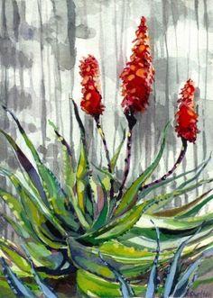 Aloe & Corrugated Wall Corrugated Wall, Tequila Agave, Downtown Santa Barbara, Aloe, Succulents, Paintings, Create, Garden, Prints