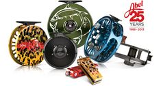 Abel Reels - Fly Fishing | Sport Fishing | Saltwater & Freshwater Fly Fishing Reels. Probably the best reels you can get.
