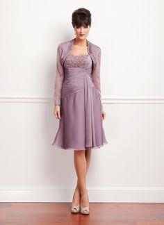 Tea Length Mother of The Bride Dresses Plus Size-Source Tea Length ...