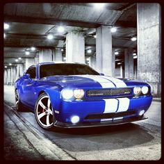 Dodge Challenger. Love it.