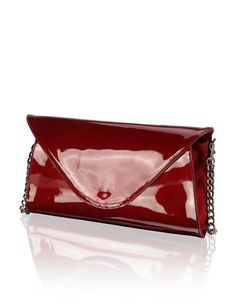 Clutch Peter Kaiser bordeaux
