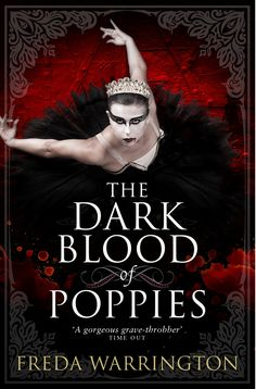 The Dark Blood of Poppies by Freda Warrington (Blood Wine #3) | #Fantasy |