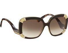 "Louis Vuitton ""Anemone"" multi-tone shades."
