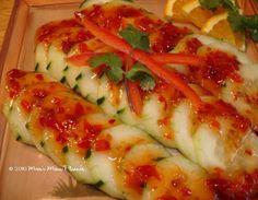 Firecracker Cucumber recipe