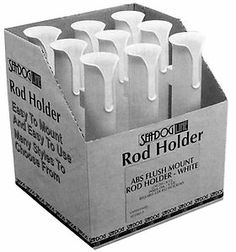 Rod Holder Display W/ 9ea Sea-dog Corp 3251215 Boat Marine Yacht Sail Fishing
