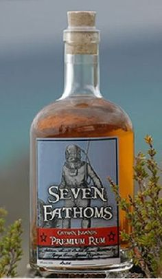 Seven Fathoms Rum, Cayman Islands | http://caribbejan.tumblr.com?utm_content=bufferd28a3&utm_medium=social&utm_source=pinterest.com&utm_campaign=buffer