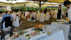 """Ai Grandi Eventi del territorio non può mai mancare il """"Servizio Catering"""" di """"Villa Signorini""""!!!"""