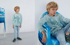 Kid's Wear - Youthful Oversized Jeans, Shirt Blouses, T Shirt, Printed Pages, Kids Wear, Children Photography, Distressed Jeans, Youth, Kids Fashion